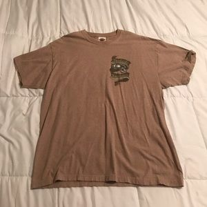 EUC Harley-Davidson Brown T-shirt - XL
